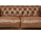 Chesterfield Sofa Vintage Alabama C1059 | 3-sitzer | 12 Jahre Garantie_