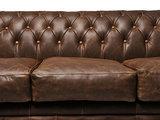 Chesterfield Sofa Vintage Leder C0869   2 + 3 Sitzer   12 Jahre Garantie_
