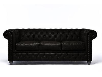 Chesterfield Sofa Vintage C0936 | 3-sitzer | 12 Jahre Garantie
